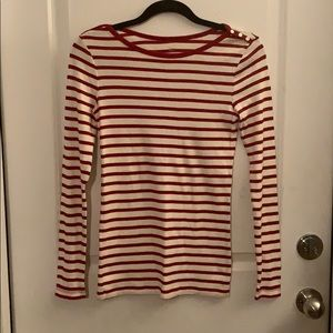 GAP boat neck shirt